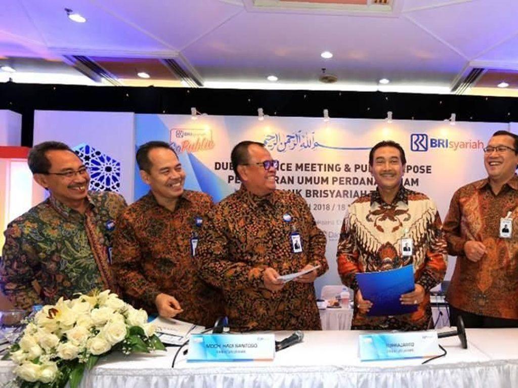 BRISyariah Siap Melantai di Bursa Efek Indonesia