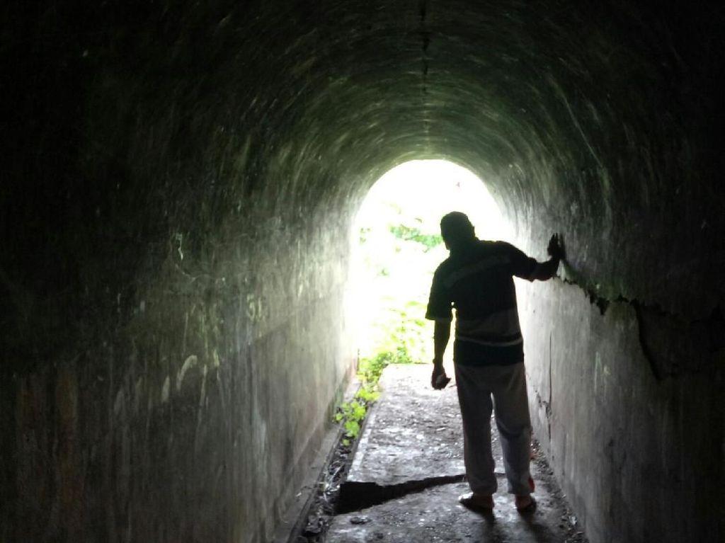 Gua Jepang di Palembang, Bukti Sejarah yang Kini Tak Terurus