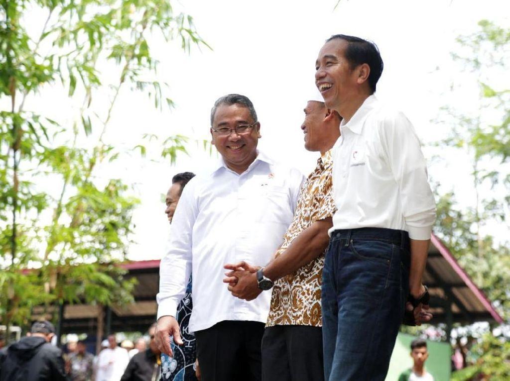 Jokowi Minta Dana Desa untuk Inovasi, Tak Cuma Infrastruktur