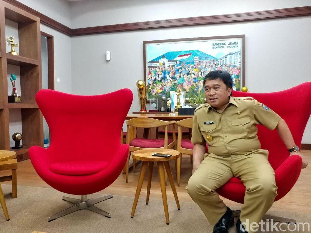 Pjs Wali Kota Ingatkan Camat di Bandung Tidak Terlibat Politik