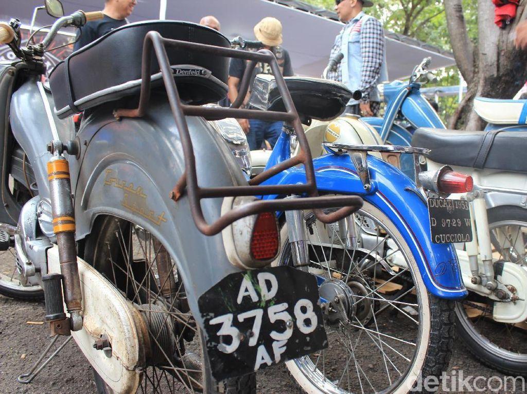 Motor dengan Pedal Ini Bisa Tembus Rp 40 Juta