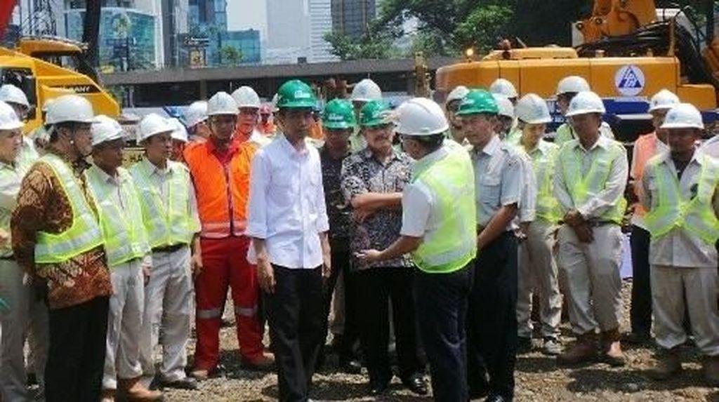 Perjalanan Panjang MRT Jakarta, Groundbreaking Hingga Kereta Pertama Tiba