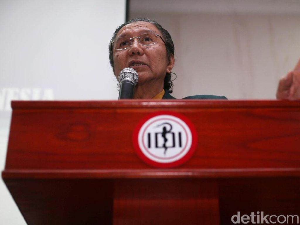 Jokowi Pecat dr Marsis dari KKI, Ini Beda Berbagai Organisasi Kedokteran