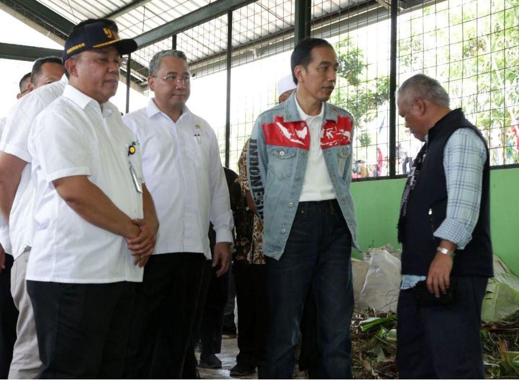 Jokowi Cerita Negara Lain Mau Tiru Program Dana Desa