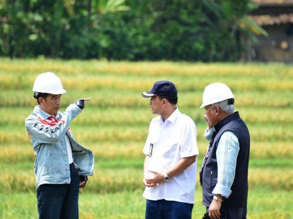 Soroti PHK, Jokowi Minta APBD Dipakai Buat Program Padat Karya