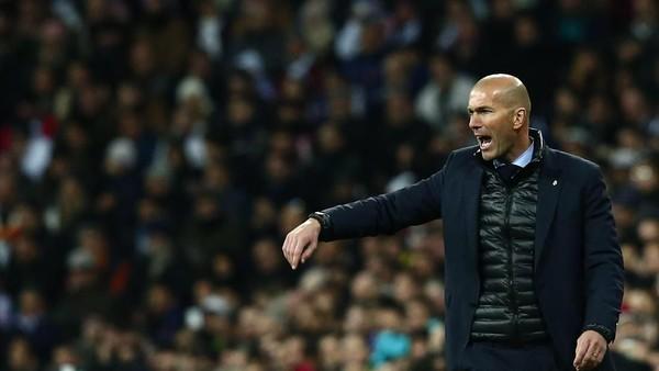 Zidane: Selamat Barca, Tapi Tidak Ada Guard of Honor Ya!