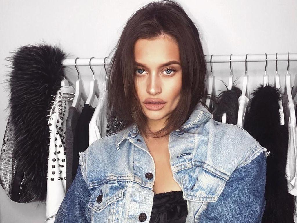 Ini Lexi Wood, Model Playboy yang Mesra dengan Brooklyn Beckham