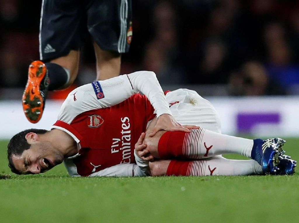 Wenger: Mkhitaryan Masih Bisa Main Lagi Musim Ini