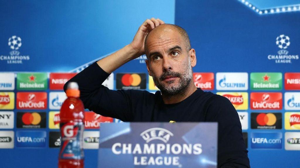 Curhatan Josep Guardiola atas Kekalahan City