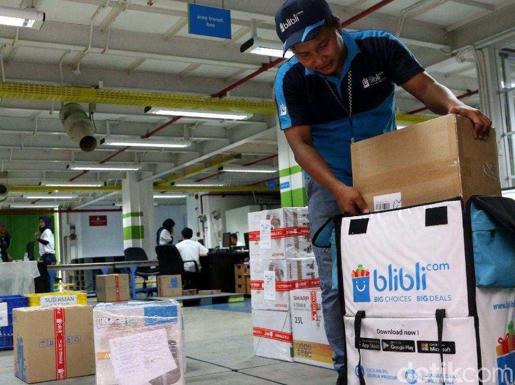 Blibli.com Temukan Perubahan Tabiat Pelanggan di Pesta Belanja 10.10
