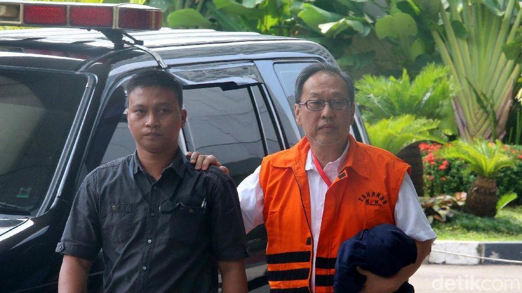 Pemeriksaan Perdana Made Oka Pasca Ditahan