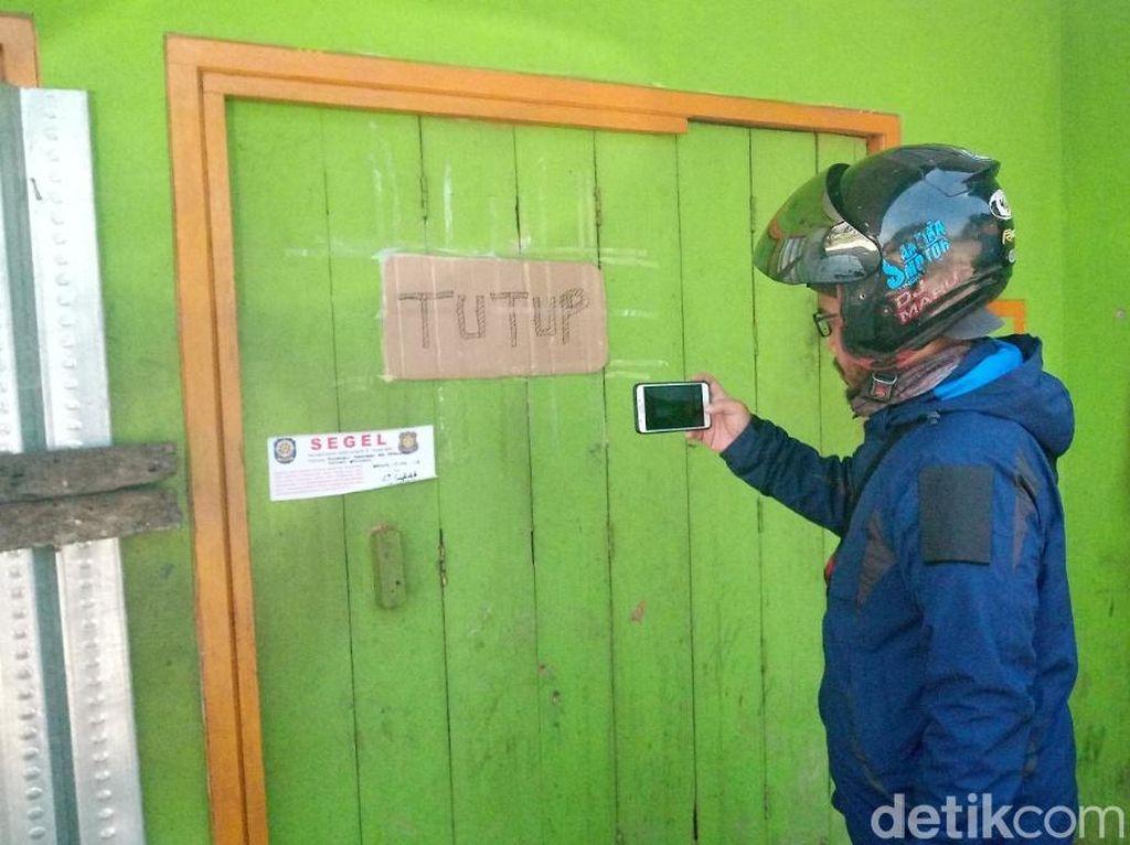 Ini Kios Penjual Miras Oplos Ginseng Pencabut 21 Nyawa