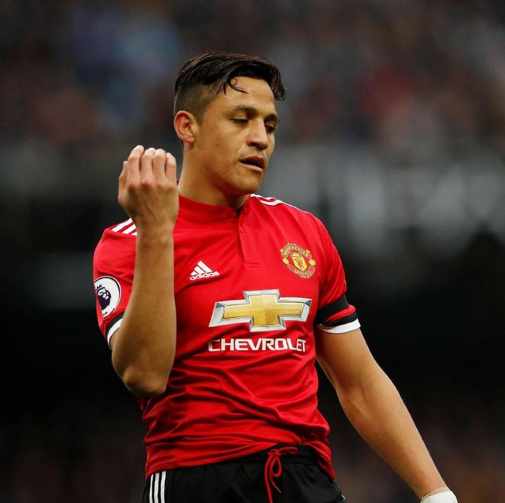 Hadapi Arsenal di Old Trafford, Sanchez Takkan Sentimentil
