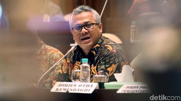 Komisi II Ingin Eks Koruptor Bisa Nyaleg, KPU Belum Setuju