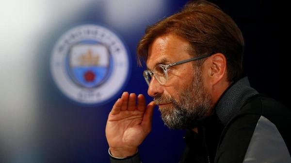 Klopp soal Skenario Sempurna untuk Liverpool di Etihad