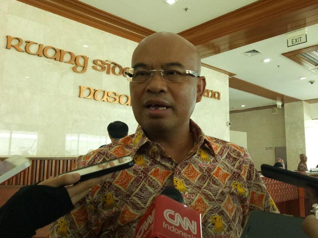 Ruki Bantah Usulkan Revisi UU KPK, Komisi III DPR: Aneh!