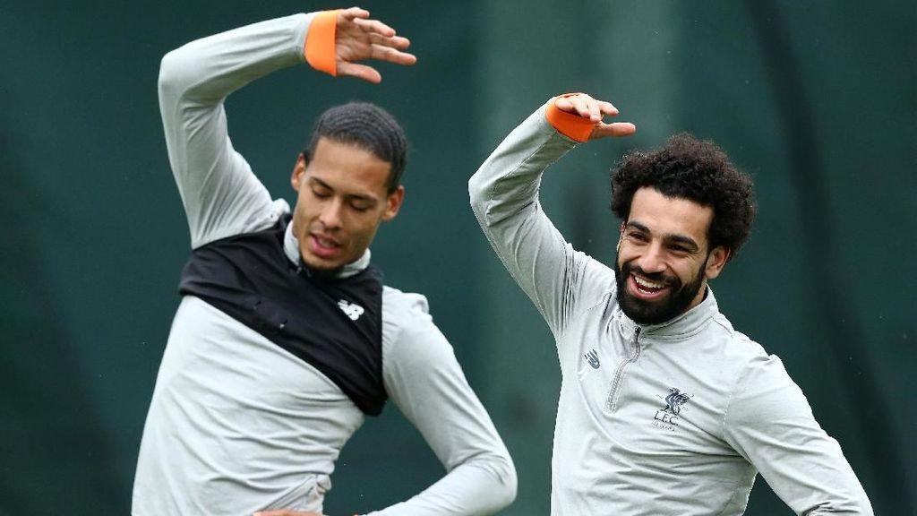 Karena Salah, Pemain Liverpool Latihan Telanjang pun Tak Akan Diperhatikan