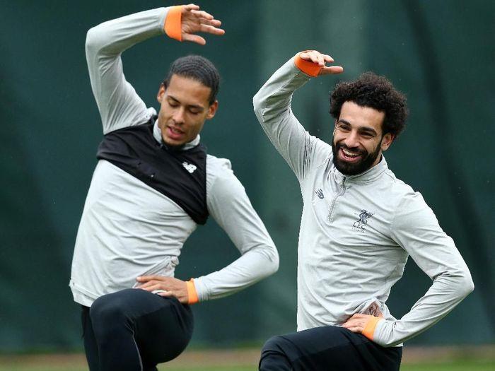 Mohamed Salah jadi sorotan utama di Liverpool (Jan Kruger/Getty Images)