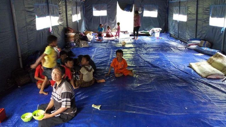 Ada Tim PVMBG, Ini Harapan Pengungsi Bencana Tanah Retak Ponorogo