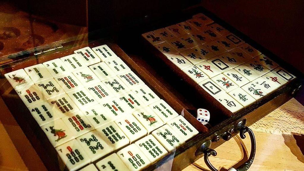 Foto: Swiss Punya Museum Board Game, Kekinian Banget