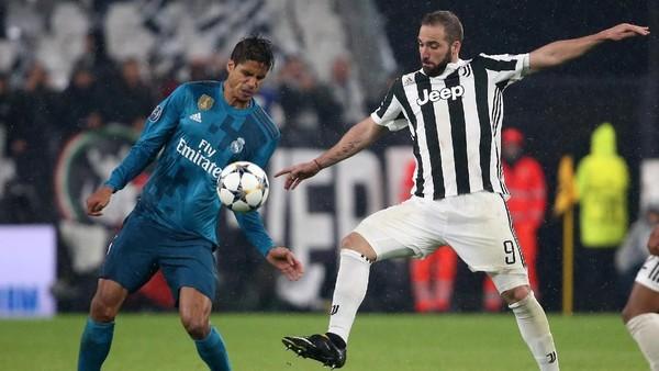 Menjamu Juventus, Madrid Tak Akan Sekadar Cari Aman