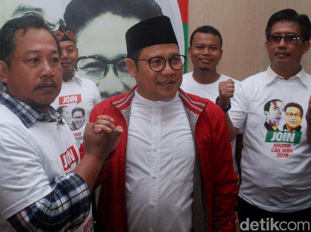 PDIP ke Cak Imin: Kenapa Tidak Jadi Capres Saja?