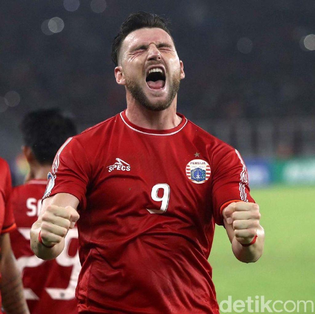 Gol atau Assist, Simic Cuma Ingin BerKontribusi Positif untuk Persija