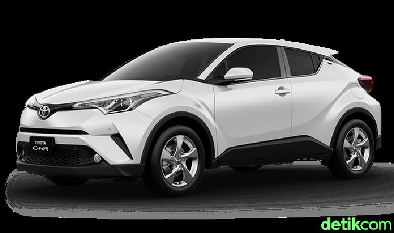 Meluncur Hari Ini, Harga Resmi Toyota C-HR Mulai Rp 400 Jutaan