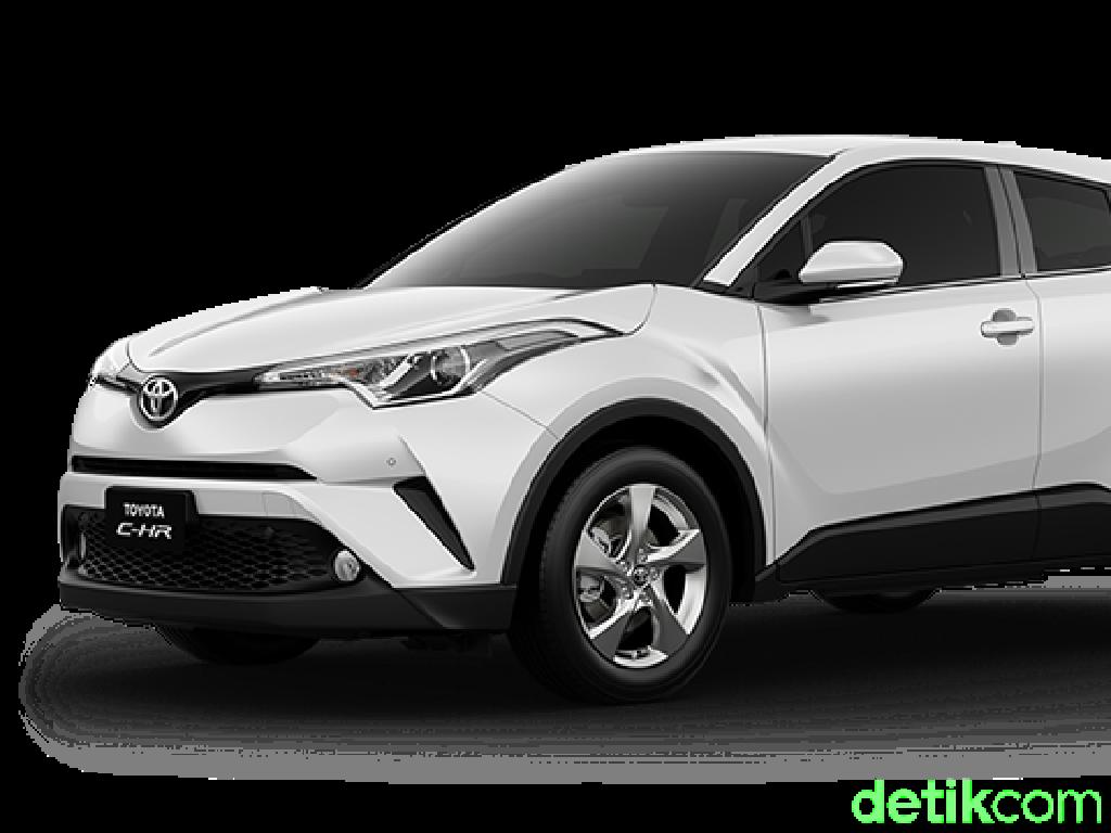 Komparasi Toyota C-HR dan 6 Mobil Pesaingnya