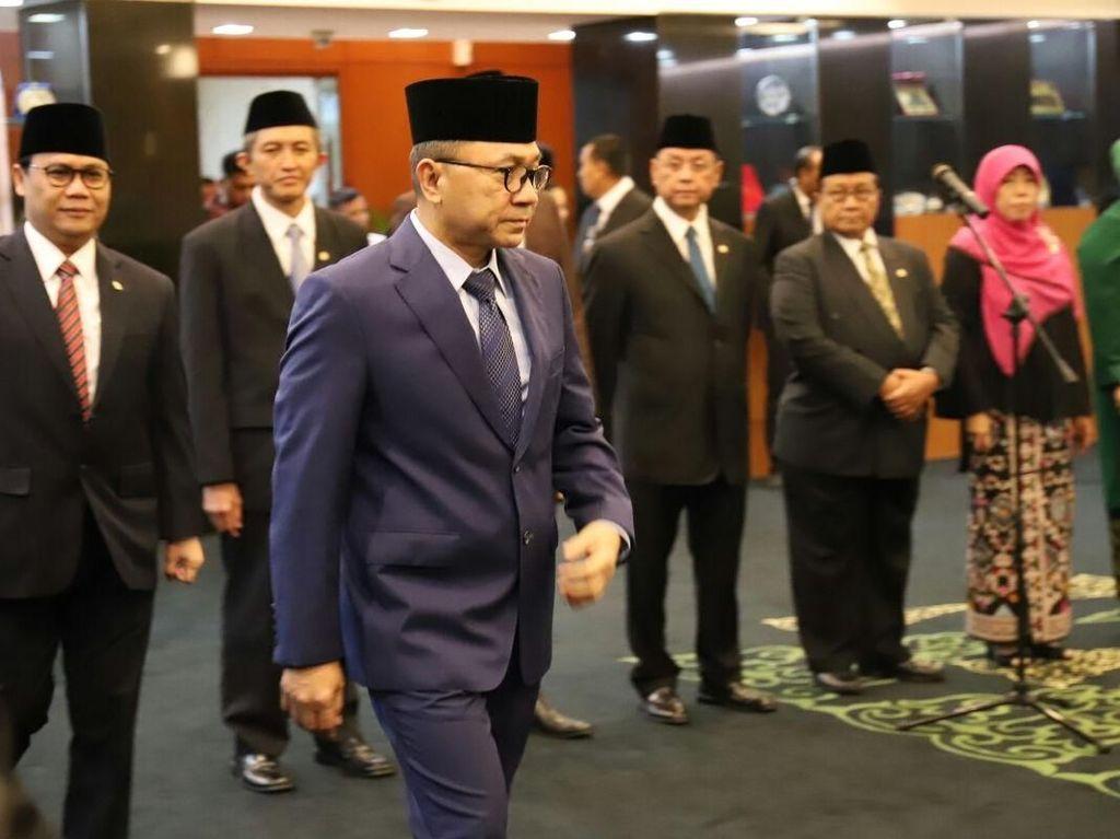 Ketua MPR Imbau Anggota Jaga Persatuan di Tahun Politik