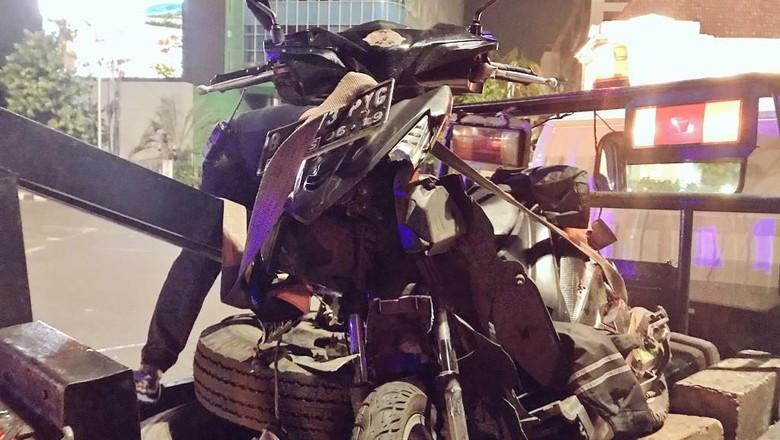 Driver Ojol yang Ditabrak Model Tiara Terpaksa Diamputasi