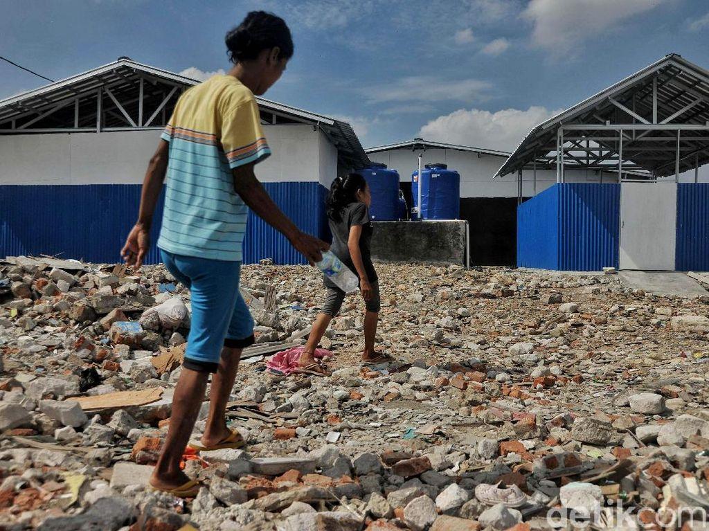 Huni Shelter, Begini Kondisi Warga Kampung Akuarium