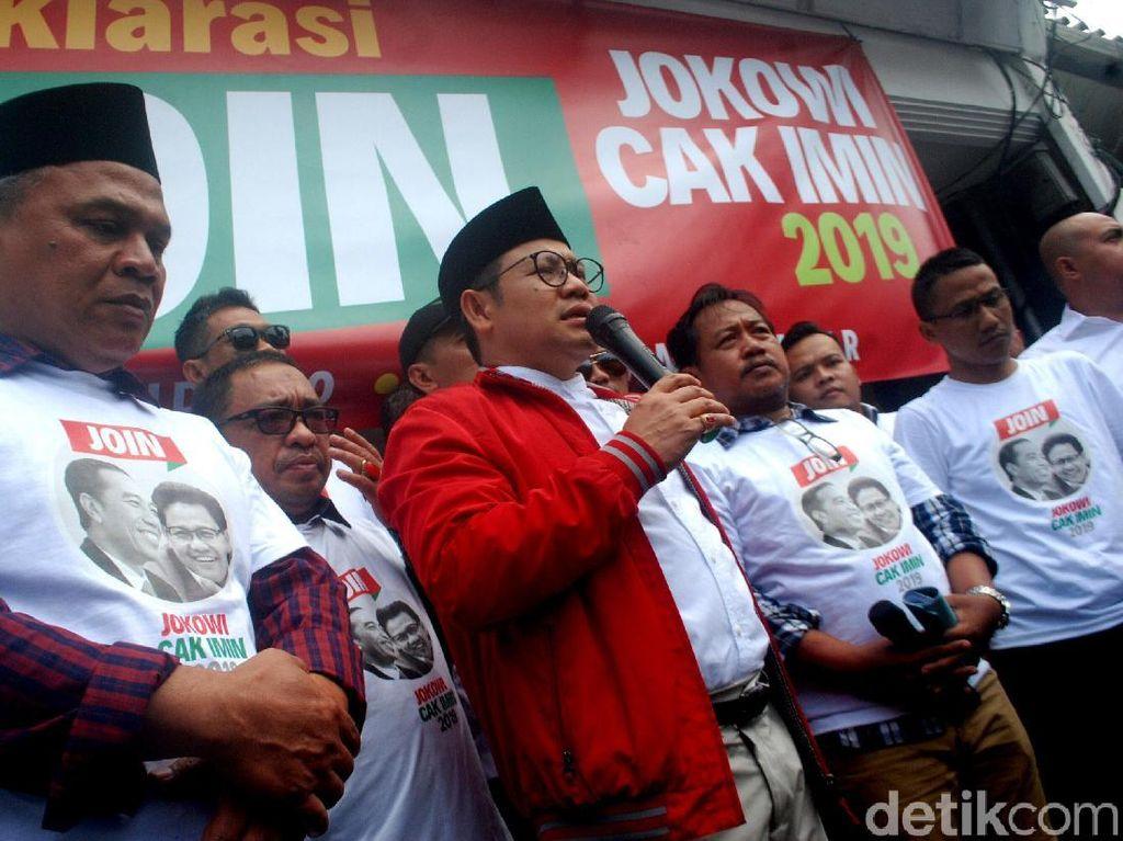 Cak Imin Dirikan Posko JOIN Jokowi-Cak Imin