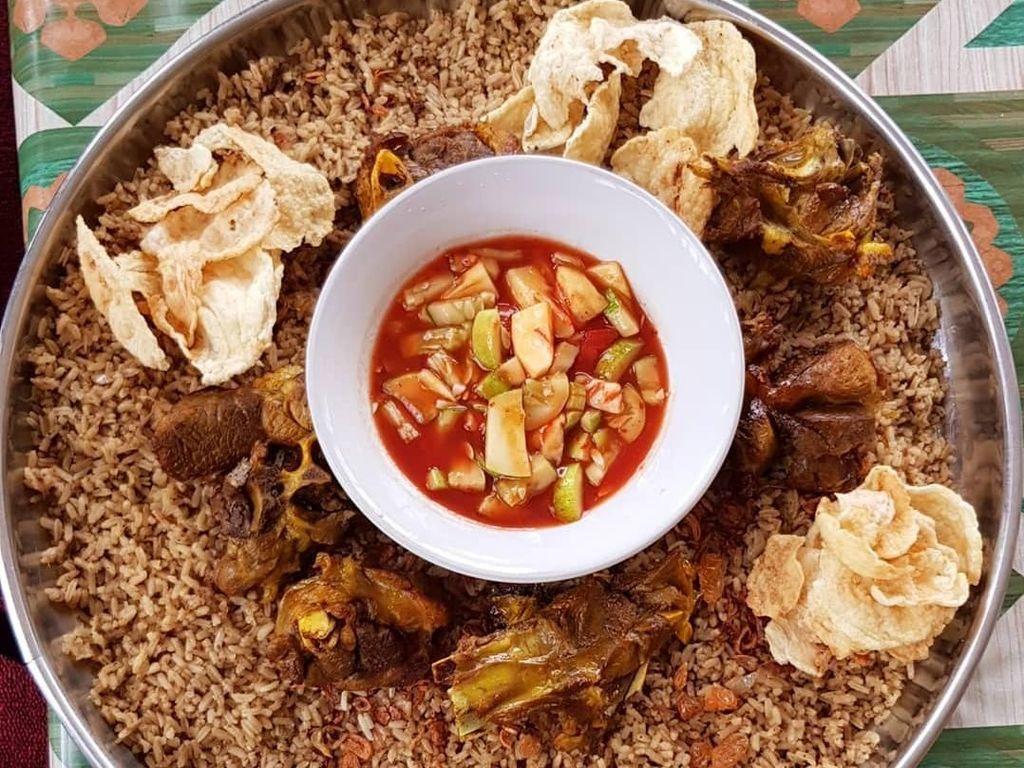Nyam! Gurih Mengenyangkan, Nasi Kebuli Pilihan Netizen