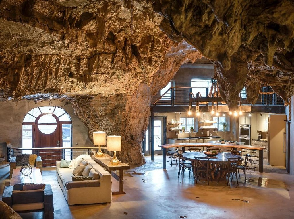 Foto: 7 Hotel Mewah di Dalam Gua