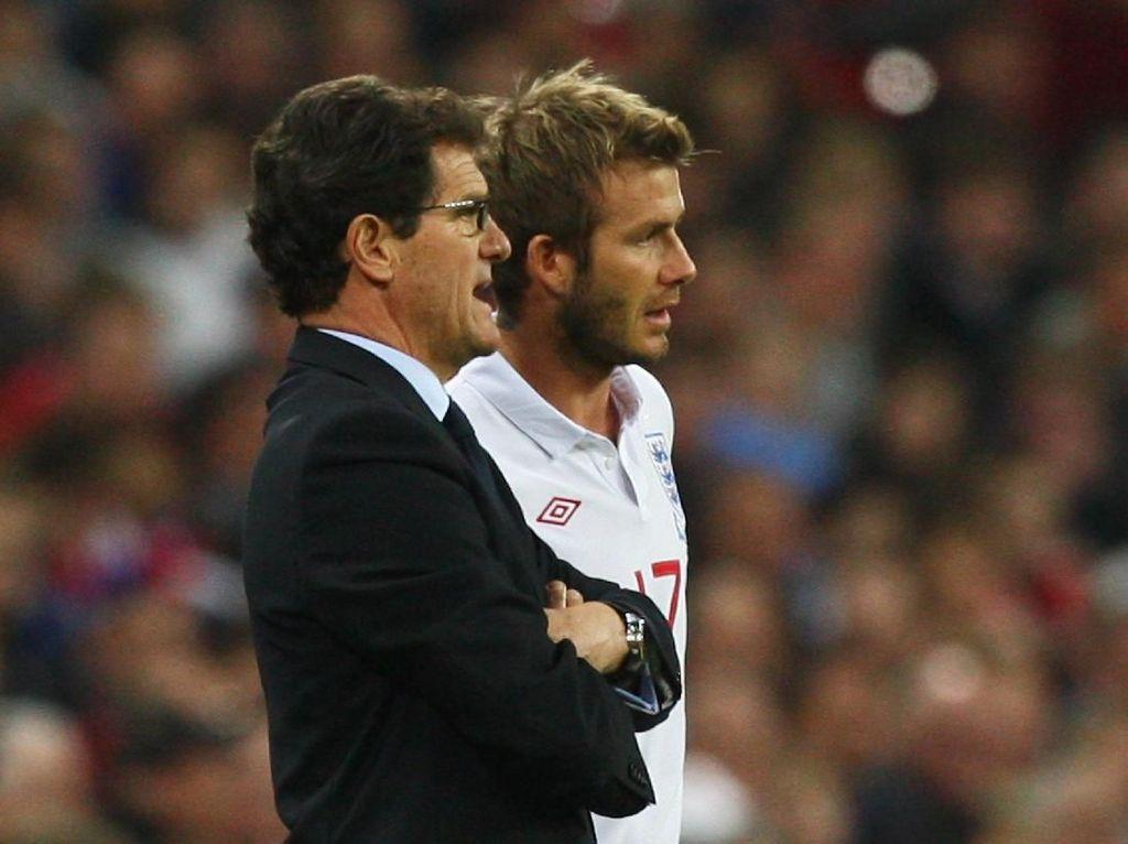 Fabio Capello dan Pemain-pemain Terbaik Dunia yang Pernah Dia Latih