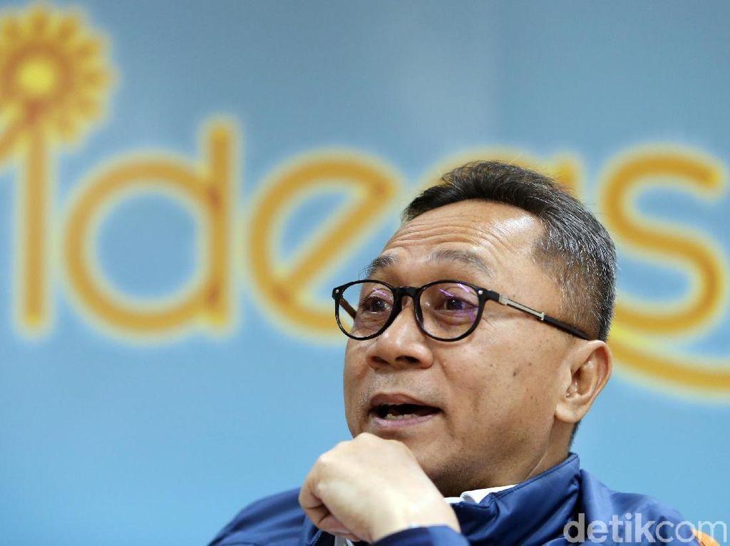 Blak-blakan Zulkifli Hasan, Kritik Amien Rais untuk Jokowi