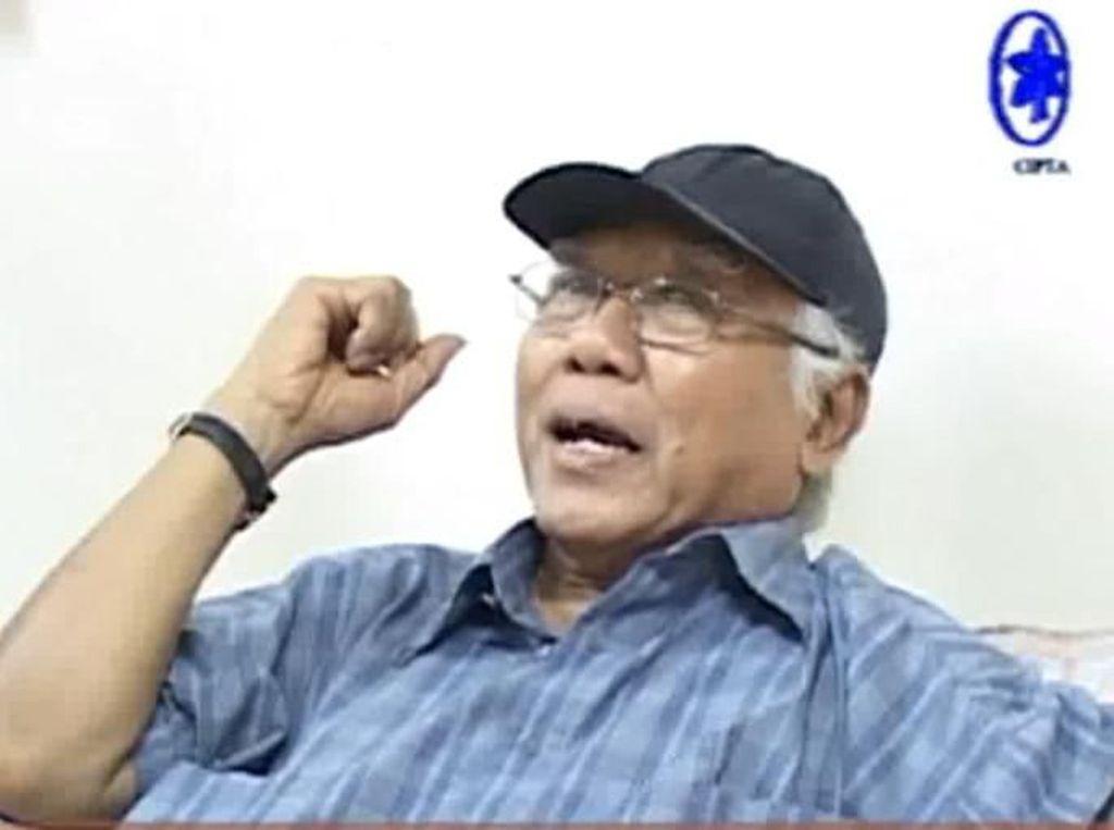Jajang C. Noer Terkenang dengan Naskah Teater Karya Danarto