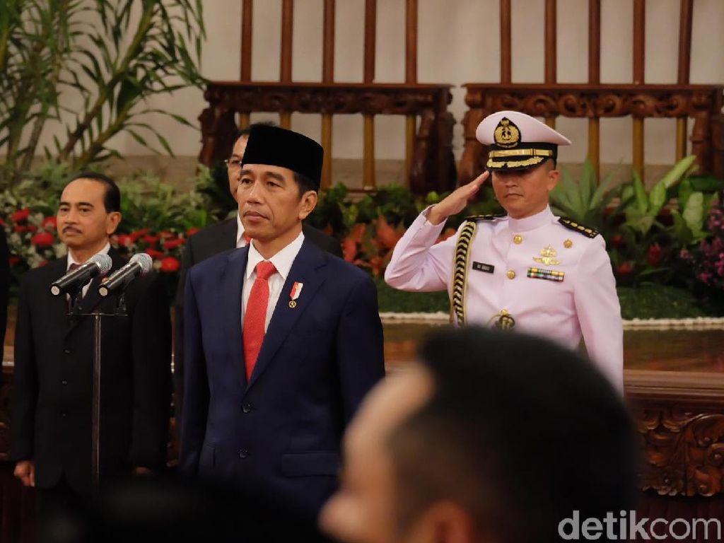 Istana Tegaskan Komitmen Jokowi Tuntaskan Kasus Novel