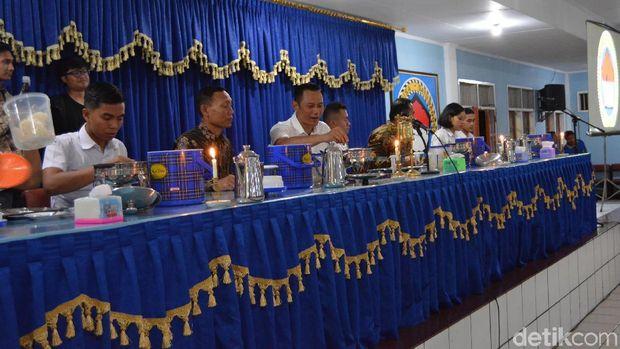 Nostalgia Semasa Sekolah, AHY Kunjungi SMA Taruna Nusantara