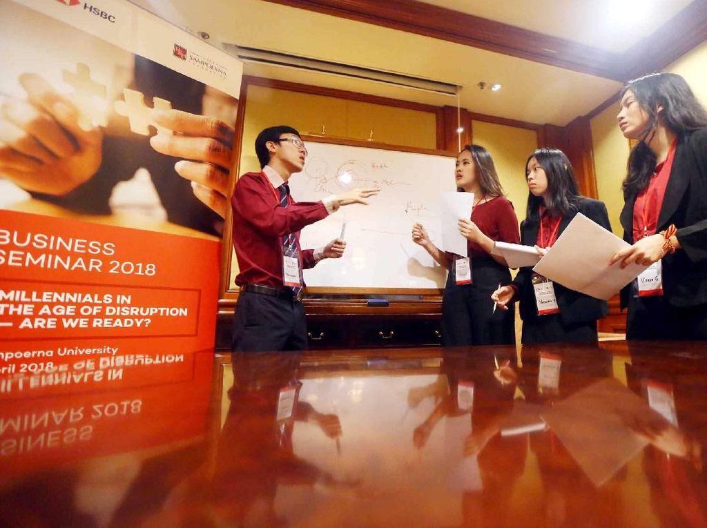 Kompetisi Bisnis untuk Mahasiswa