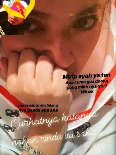 Ets... Yulia Mochamad Ngaku Nih Video Call-an dengan Opick