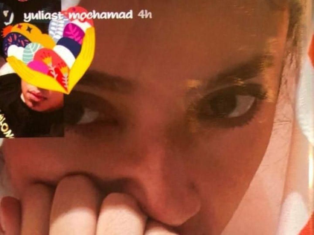 Opick Video Call Rindu, Yulia Mochamad: Cuma Curhat