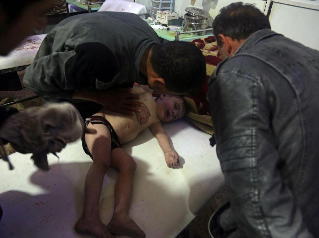 Sekjen PBB Prihatin Atas Kebuntuan Dewan Keamanan Soal Suriah