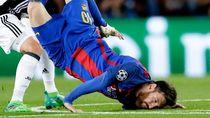 Barcelona Tersingkir, Messi Nyungsep Jadi Meme
