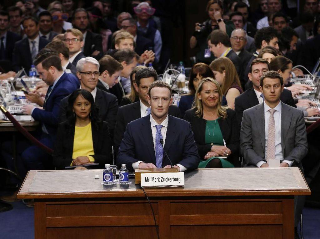 Zuckerberg Ngaku Jadi Korban Kebocoran Data Facebook