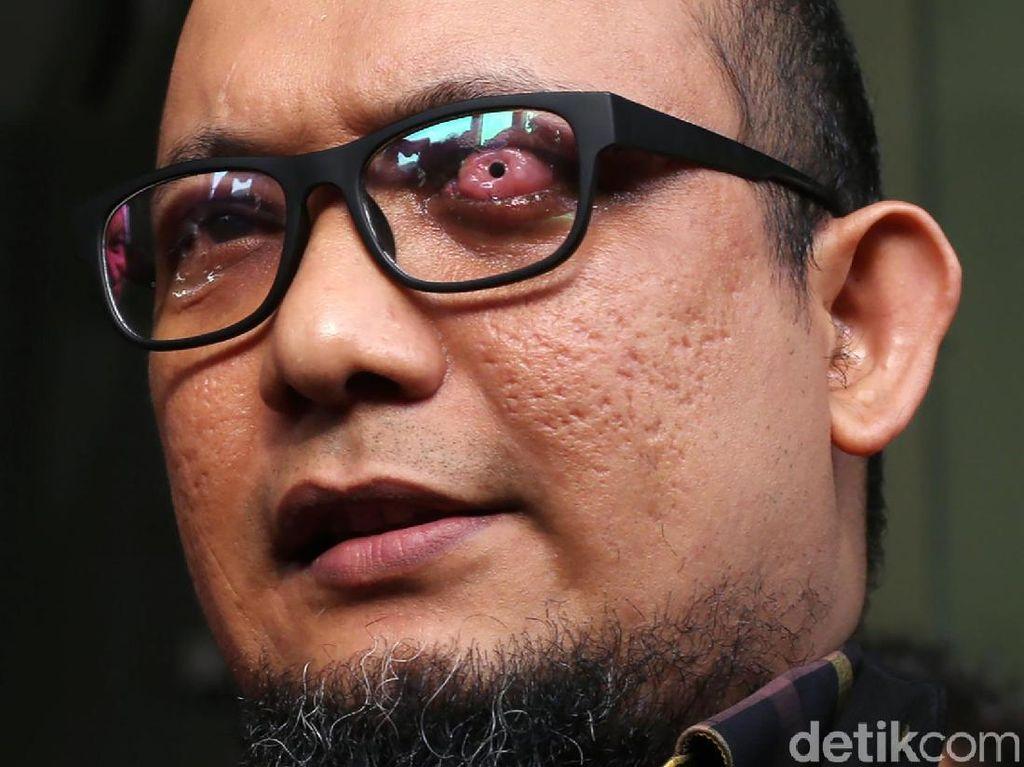 Novel Laporkan Sosok Jenderal ke Komnas HAM, Polri: Itu Hak Dia