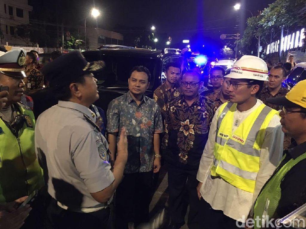 Urai Kemacetan di Matraman, Dishub DKI Siaga Sejak Pagi