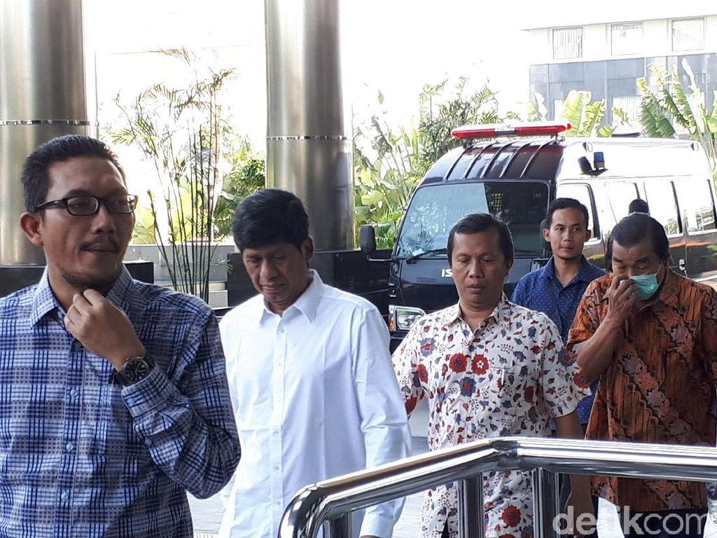 10 Eks Anggota DPRD Sumut Diperiksa KPK soal Suap Gatot Pujo