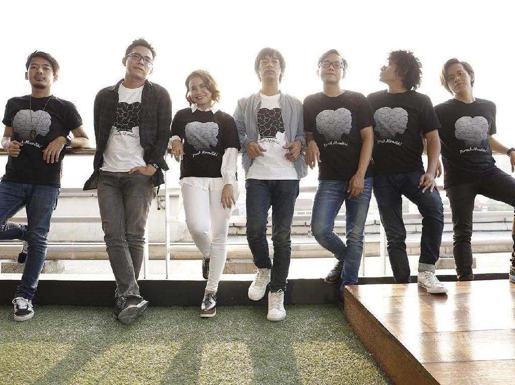 Manggung di Yogyakarta, DMASIV Bawakan Lagu Seventeen untuk Penghormatan